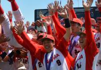 全足利クラブが全日本クラブ野球大会で優勝
